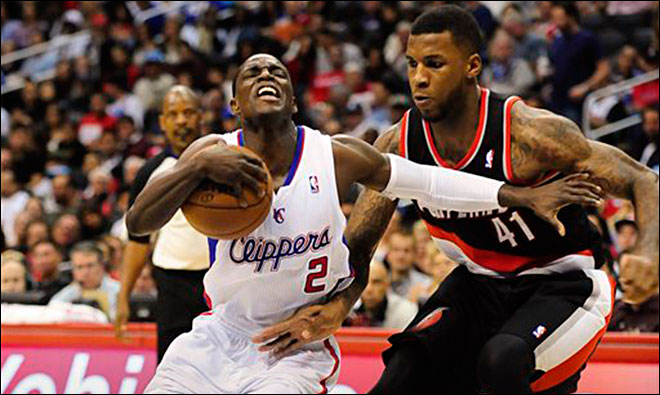 Trail Blazers' Thomas Robinson cited for driving 107 mph on I-5