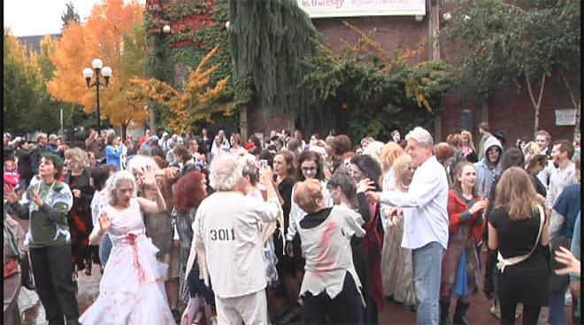Thrill the World comes to Eugene