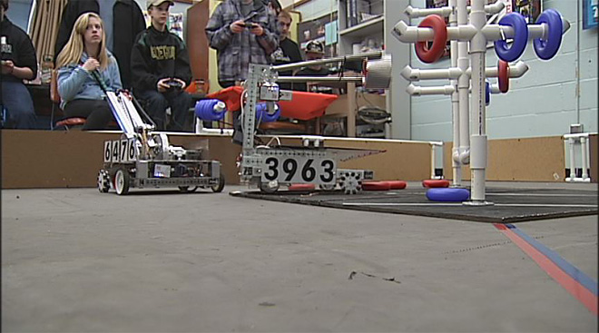 Thurston High School robotics program (1)