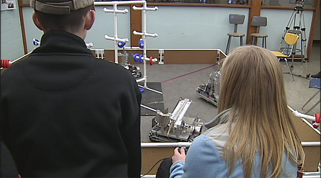 Thurston High School robotics program (12)