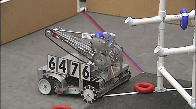 Thurston High School robotics program (2)