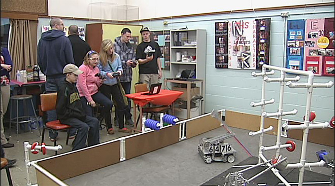 Thurston High School robotics program (7)