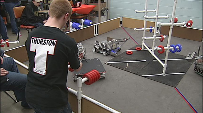 Thurston High School robotics program (9)