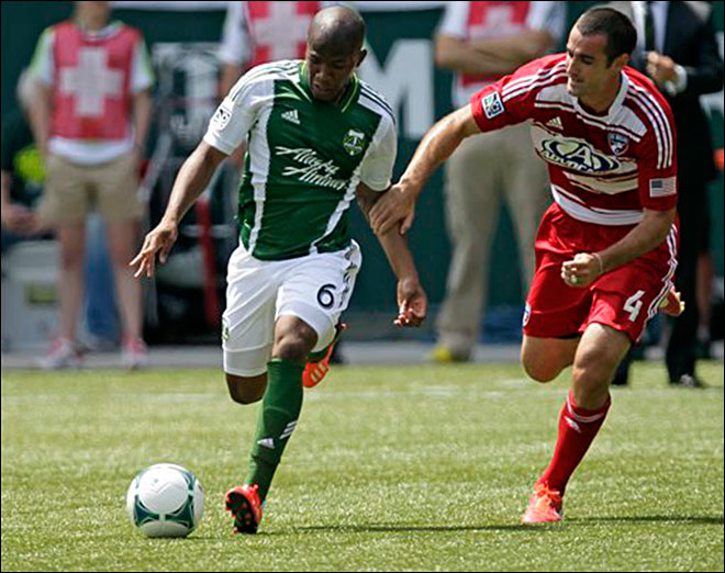 Timbers beat Dallas 1-0 to extend MLS unbeaten streak