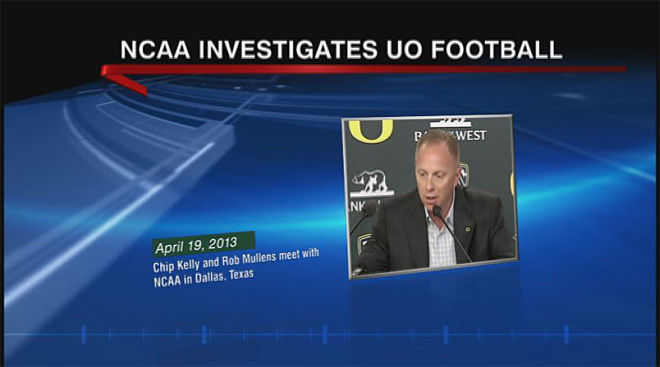Timeline of NCAA investigation into Oregon football (3)