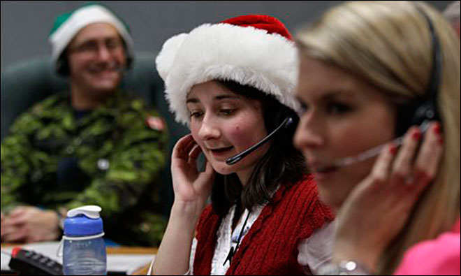NORAD tracks Santa: Follow his Christmas flight live