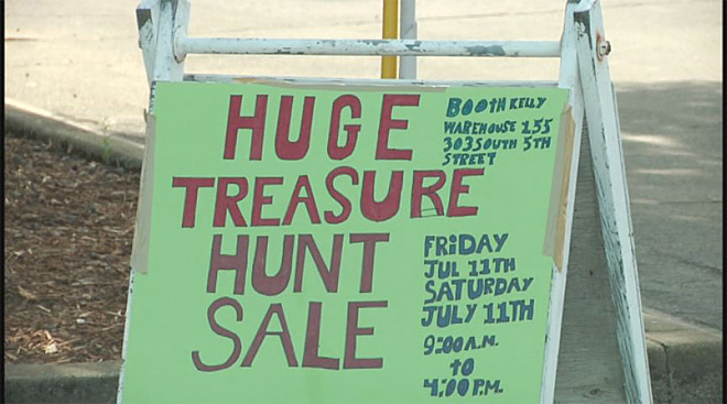 Treasures: UO students donate it; you buy it; Springfield kids benefit