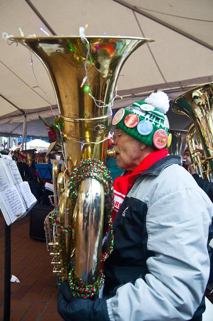 Tuba Christmas presented by SmartPark