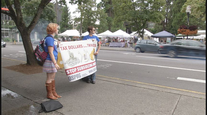 Twinkie protest in Eugene July 16 (4)
