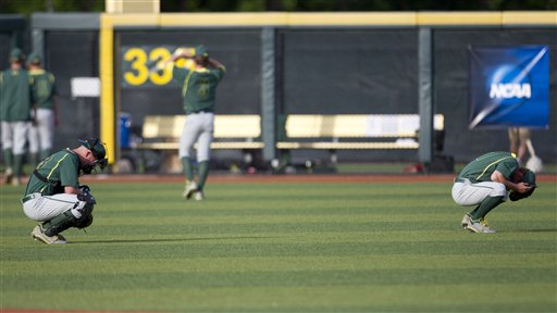 Tails, you lose: Ducks drop deciding game at PK Park, 3-2