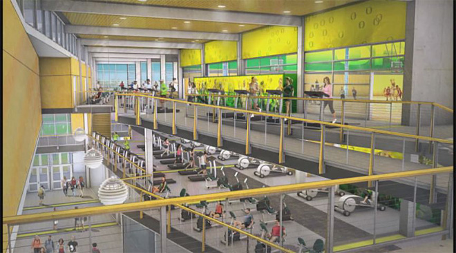 UO student fees go up to pay for EMU, rec center renovations