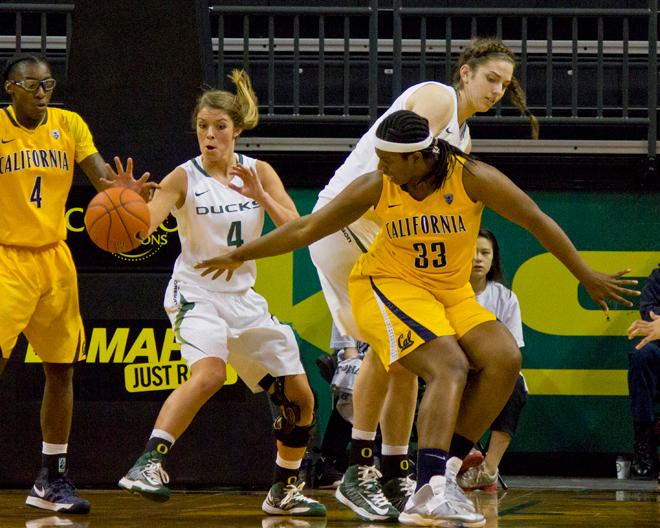 UO women against Cal (6)