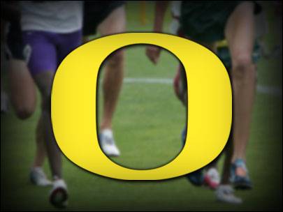 Hasay leads Ducks to West Regional XC title