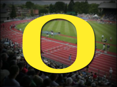 Thompson sets Oregon record, Ducks off to good start at NCAA&#39;s