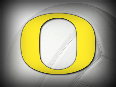 No. 6 Ducks spike defending National Champs on senior night
