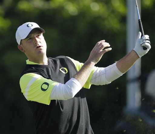 Martin finishes nine over after second round at U.S. Open