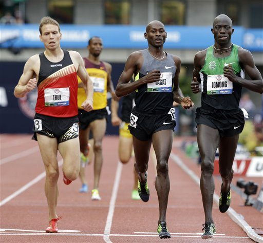 Lagat goes after Olympic spot in 5,000 meters