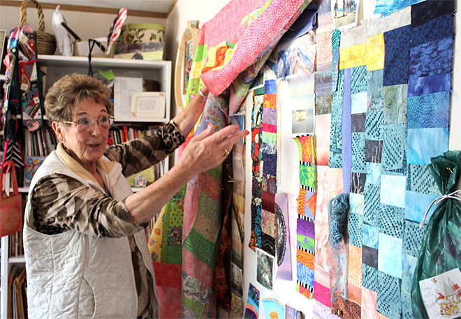 Quilt Show: 'The museum is never more colorful'