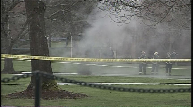 Underground explosions on UO campus January 7 (17)