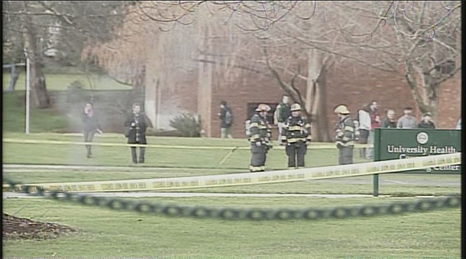 Underground explosions on UO campus January 7 (21)