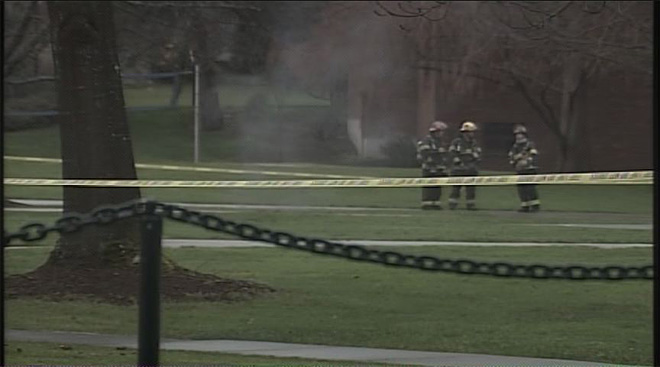 Underground explosions on UO campus January 7 (5)