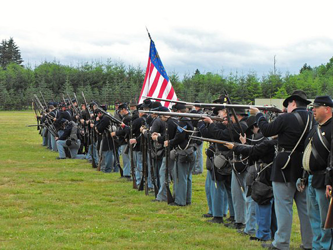 Union Soldiers - Photo send in by YouNews user Photo Mike