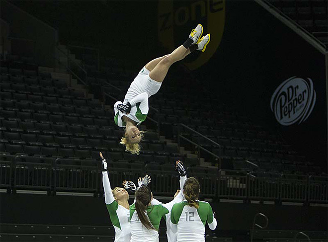 University of Oregon Acrobatics and Tumbling Team vs Baylor Bears (66)