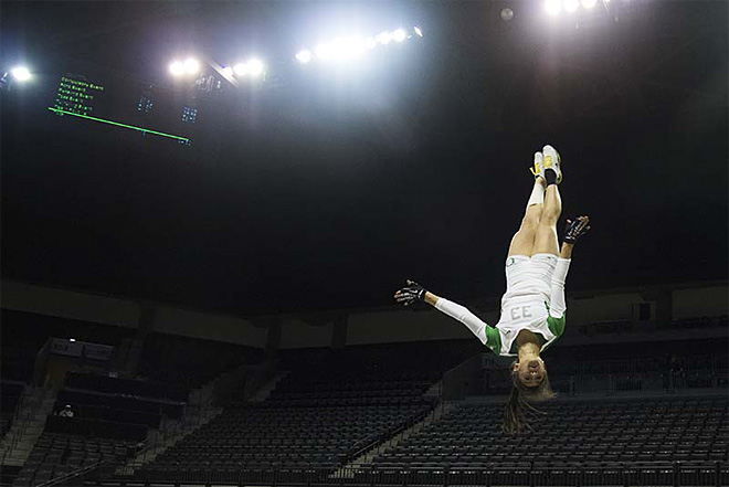 University of Oregon Acrobatics and Tumbling Team vs Baylor Bears (69)