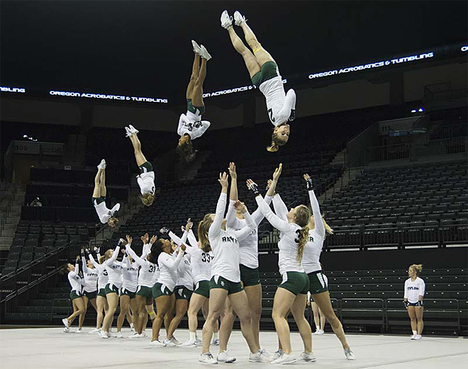 University of Oregon Acrobatics and Tumbling Team vs Baylor Bears (71)