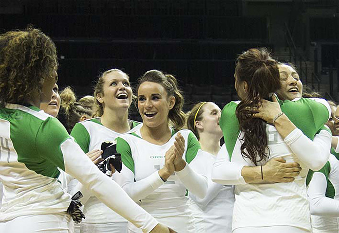 University of Oregon Acrobatics and Tumbling Team vs Baylor Bears (73)
