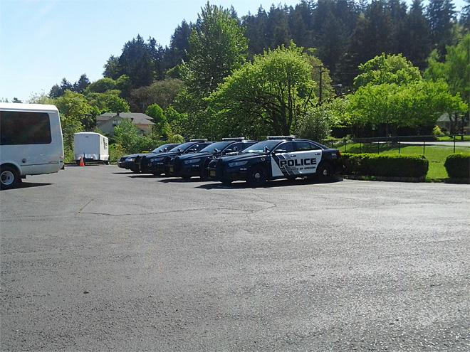 UO Police Department ready to hire officers