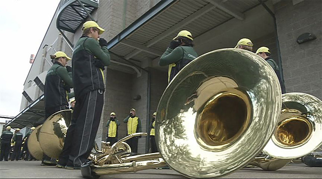 University of Oregon band funding (5)