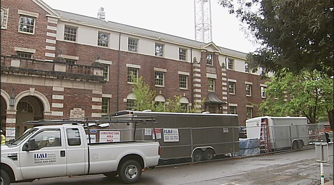 University of Oregon seismic upgrades