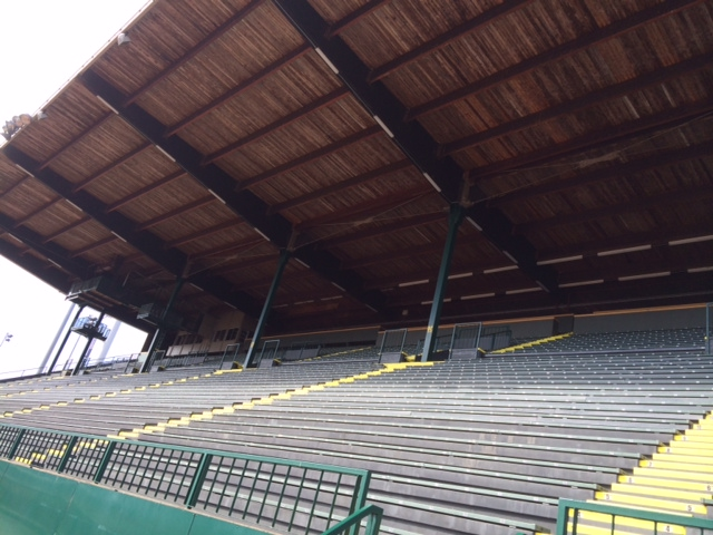 Hayward Field renovation expected to triple seating at facility