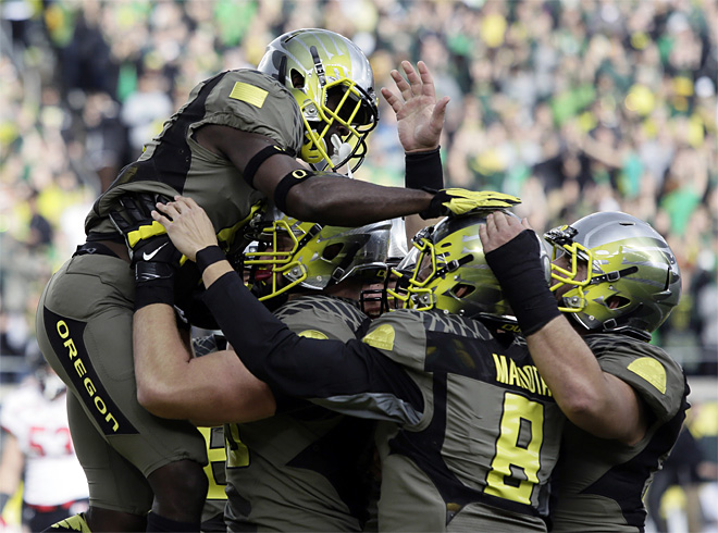 DAT's all, folks: Duck star De'Anthony Thomas enters NFL draft
