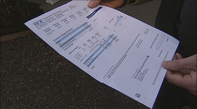 Utility error bills customer for 1 million gallons of water