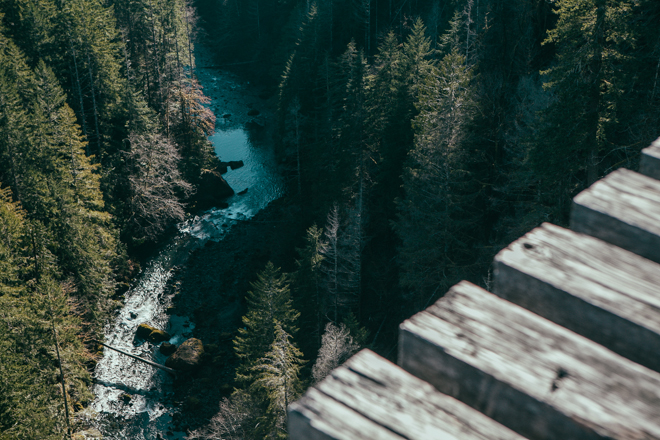 Vance Creek Bridge