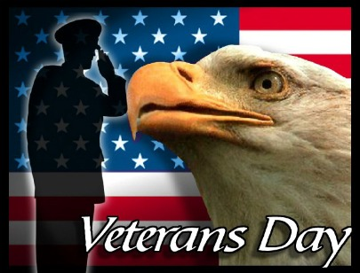 Veterans Day: Specials for service men and women