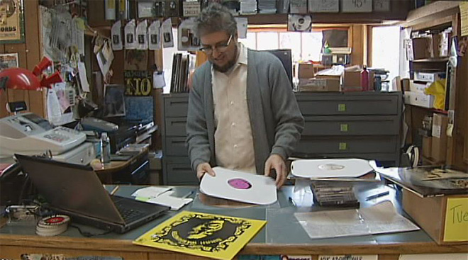 Vinyl record sales find a groove