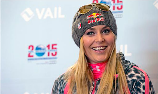 Injured Lindsey Vonn skipping Sochi Olympics