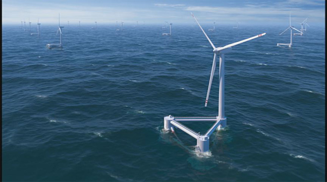 Offshore wind project could be up and running by 2017