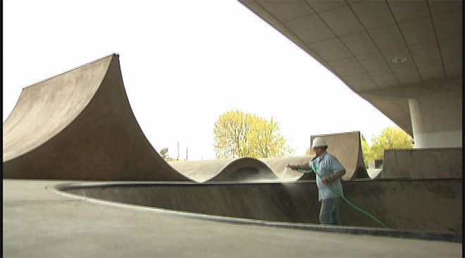 Nation's largest outdoor covered skatepark opens Friday in Eugene