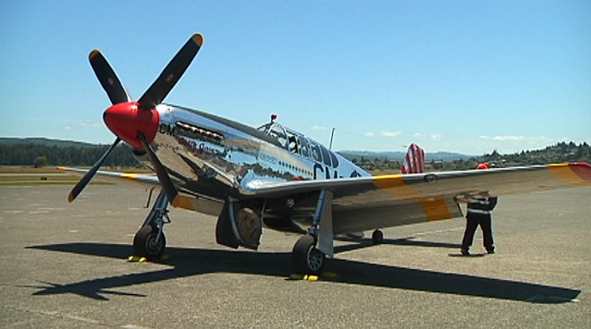 WWII planes visit Coos County (11)