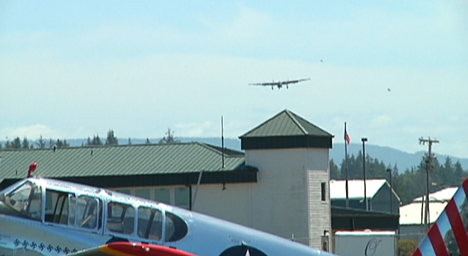 WWII planes visit Coos County (5)