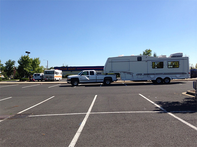 Walmart tells campers to leave parking lot (5)