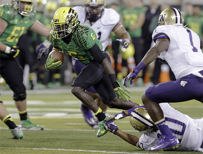 Fast starts equal rattled opponents for Oregon