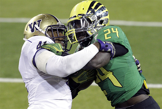 Washington Oregon Football