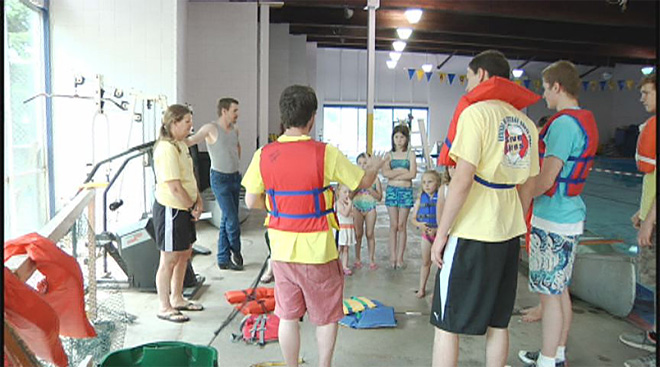 Water Safety Day at the Warren H Daughtery Aquatic Center 4