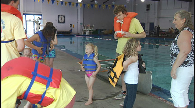 Water Safety Day at the Warren H Daughtery Aquatic Center 5