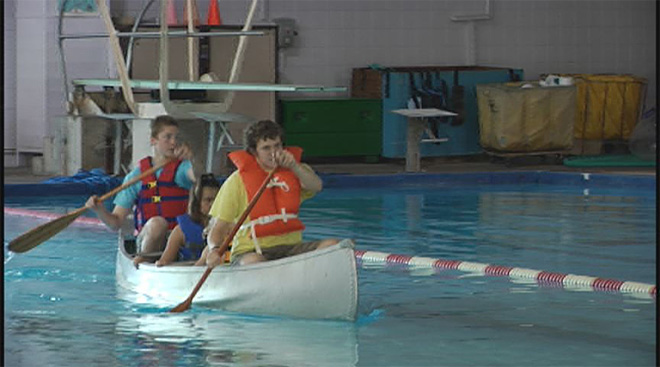 Water Safety Day at the Warren H Daughtery Aquatic Center 7